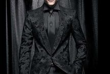 Goth suits