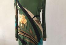Leonard Vintage Dress