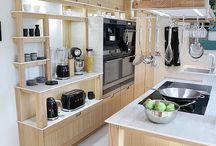 Diseño amoblamiento cocina
