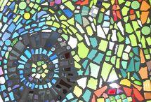 Tvorba / Mozaika papírová