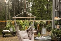 Outside / Garden, home decor, design outdoor
