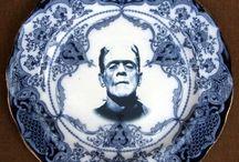 Altered Porcelain