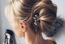 Claire's Wedding Hair Ideas