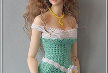 crochet for doll