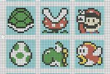 Mario tæppe