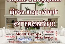 Monte Grappa Mobili olasz bútor / Olasz bútorokat forgalmazó cég Gyöngyösön. forgalmazunk mediterrán bútorokat.és kiegészítőket / modern, design, klasszikus, barokk és rusztikus stílusban /