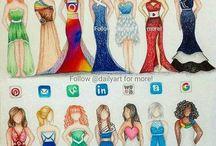 beautiful drawings