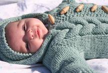 tejidos niños y bebes