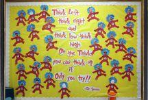 Kindergarten {Dr. Seuss} / by Lindsey Desormeaux