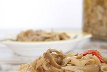 Ricette - Conserve varie