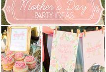 Mom's day / by Gina Matranga Saffer