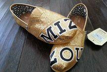 M-I-Z Z-O-U / by Nicole Sandner