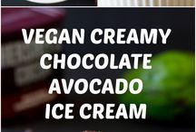 Vegan icecream