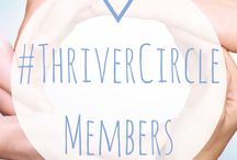 Thriver Circle Members | #ThriverCircle / ThriverCircle.com // The Circle is a community of makers who are committed to building thriving, profitable, handmade businesses.  Only members can pin to this board! Please pin your best product shots and blog post links.  To request to join, make sure you are a Thriver Circle member, then message me here on Pinterest. Jess x