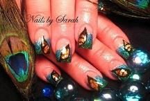 wings and things nail art / by Melanie Barnes