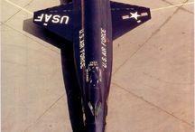 Aircraft - X-Planes