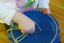 Toddler craft and activities