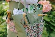 Julie Dodsworth Collection Briers – Flower Girl, Orangery – garden aprons, tools, gloves and boots