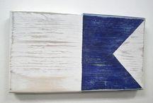 Coastal Style Nautical Flags / Shop Decorative Nautical Flags at Coastal Style Gifts!