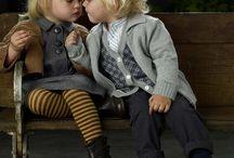 Kinder Paare