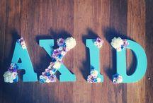 AXiD / by Emma Howard