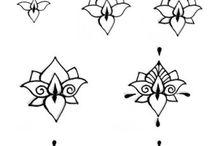 henna - tatoo