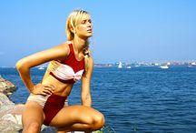 Que je luise sportswear / Swimwear, sportswear