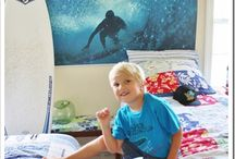 boys surf room / by Leah Bellacera Speer