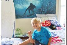 boys surf room / by Leah Bellacera Speer