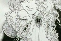 Rysunek mężczyzna