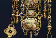 XVIII bijoux / XVIII biżuteria