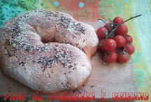ciambella di pane al pomodoro e origano / pane morbido e profumato per la giornata mondiale del pane