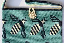 bag tapestry