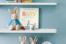 New Baby's Nursery / Nursery Ideas