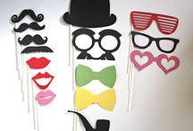Moustache Party!!  / by Jaz Saini