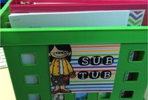 Substitute supplies