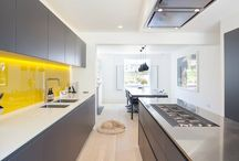 Trendy Kitchen Colours