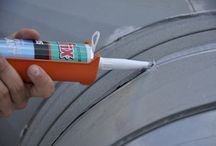 Akfix Polyurethane Sealant (Automotive and Construction) / For more details http://www.akfix.com/sayfalar.asp?LanguageID=2&cid=2&id=223&b=detay