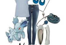 Outfits pokemon
