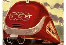 TEE/Train Europe