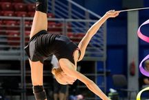 Rhythmic Gymnastics - Ribbon
