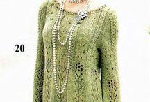 вязание от Луизы Хардинг
