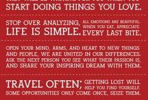Quotes / by Pau Chavez