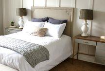 Bedrooms / by Maria Bingham