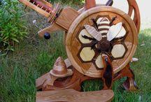 olympic spinning wheel bee beautiful