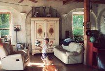 dom ze slomy