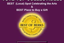 Contest / VOTE 1UP COLLECTIBLES FOR BEST OF BERKS 2014 IN CATEGORIES. 10 - Best (Local) Spot Celebrating the Arts 18 - Best Place to Buy a Gift