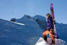 Obozy Narciarskie i Snowboardowe / Czas na Ferie Zimowe! Bo jeśli zima to aktywnie - narty, snowboard albo... ciepłe kraje! Zobacz gdzie najlepsze imprezowe ekipy wyjeżdżają w czasie ferii zimowych - przyłącz się do nich i niech białe szaleństwo ogarnie Cię na całego! Przesyłaj zdjęcia z ferii i niech moc będzie z Tobą :)