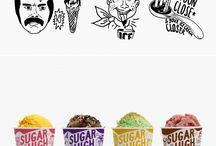 Food Branding - Design + Packaging