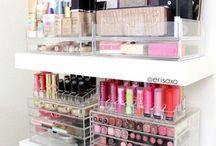 Organização makeup♥